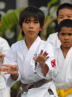 Runner Up Kejuaraan Karate Tahunan