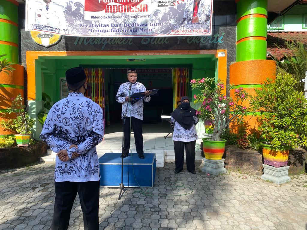 Peringatan Hari Guru Republik Indonesia