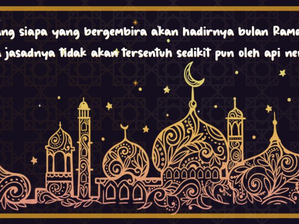 Sambut Ramadhan 1442 H