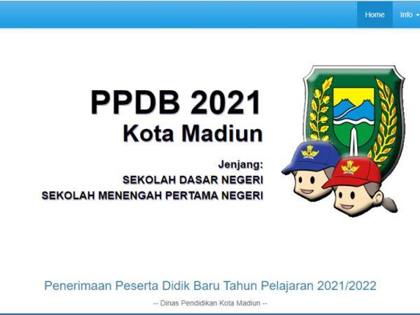 Seputar PPDB SMP - TA. 2021/2022